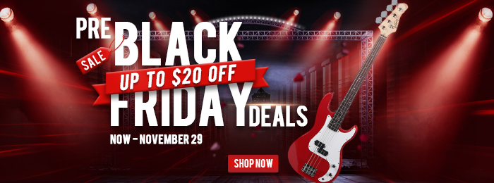 Black Friday Music Deals 2019 The Bargains And Everything Guitarists Need To Know Glarrymusic Com